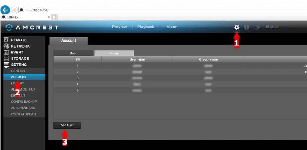 Amcrest Cameras in Linux using VLC and RTSP - Putorius
