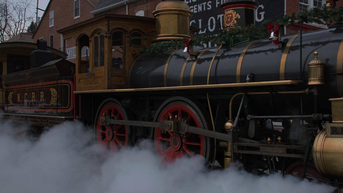 Linux Easter Egg – Steam Locomotive