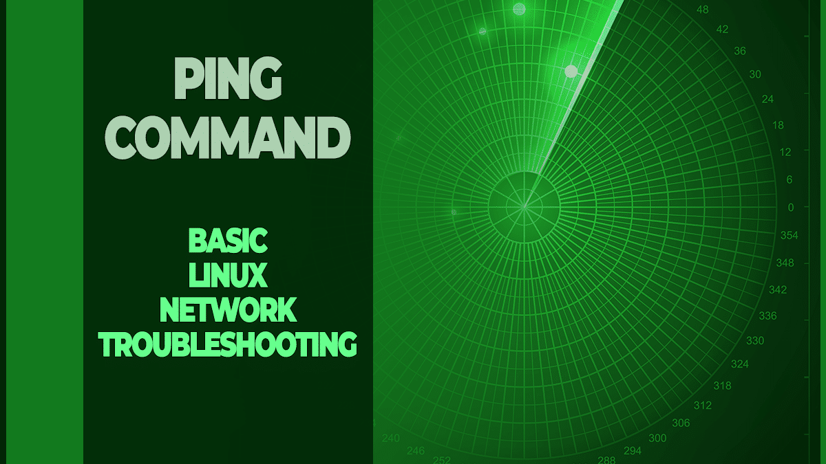 Ping – Basic Network Troubleshooting in Linux