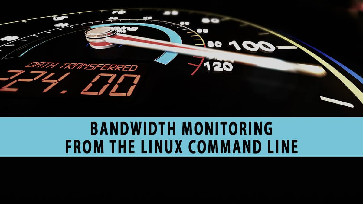BMON – Monitor Bandwidth from the Linux Command Line