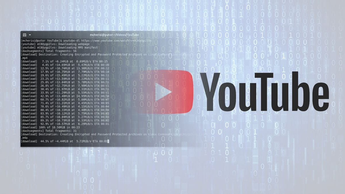 Download YouTube Videos (And More) on Linux Command Line