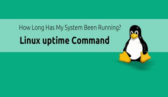 Linux Uptime Command