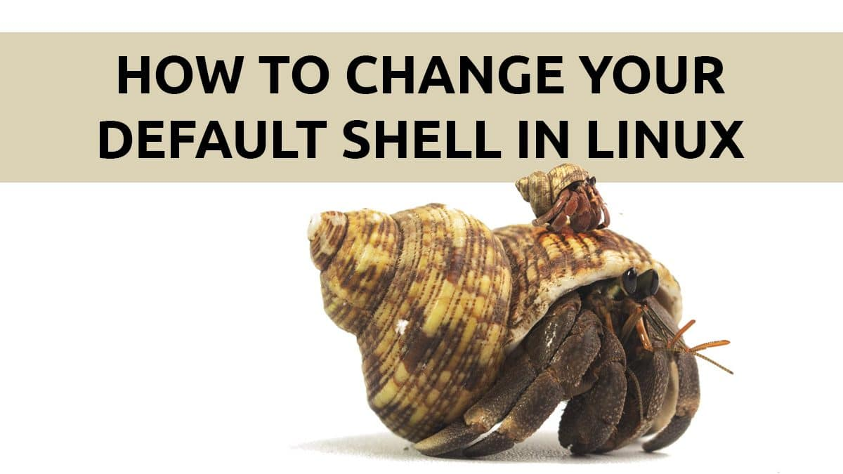 How to Change a User's Default Shell in Linux